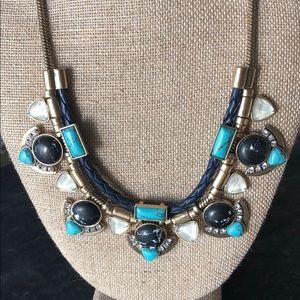 Capri convertible Statement necklace